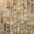 빈티지/스크랩우드 L-2 모카  2400*120*12[단/7매-2㎡]