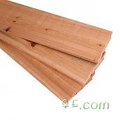 적삼목찬넬사이딩(Red cedar) (2400~3600)x140x17