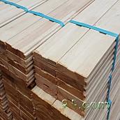고무나무집성후로링 3600×75×15[단/10매]
