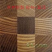 탄화에쉬[카본-체크] 90×90×10[1단/24매]