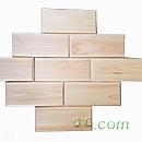 히노끼유절우드블럭 (300~450)x(60~85)x10