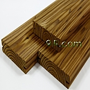 낙엽송 탄화목(데크) 1800×100×24[단/10매]