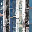 PM4-2 그런지 블루[불연] 1220*235*6[단/10매]