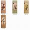 패션판넬보드(사군자)2440×1220×[4.5~17.5]
