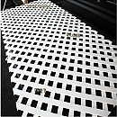 PVC 프리미엄래티스-화이트 2440×1220×13