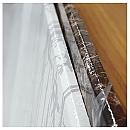 대리석보드[PET필름] 1200×580×6[단4매]
